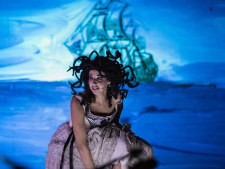 opera, Reut Ventorero, Teatro dell'Opera di roma, Yasuko Kageyama, mezzosoprano , Rosina, Rossini, Manuel Amati, OperaCamion