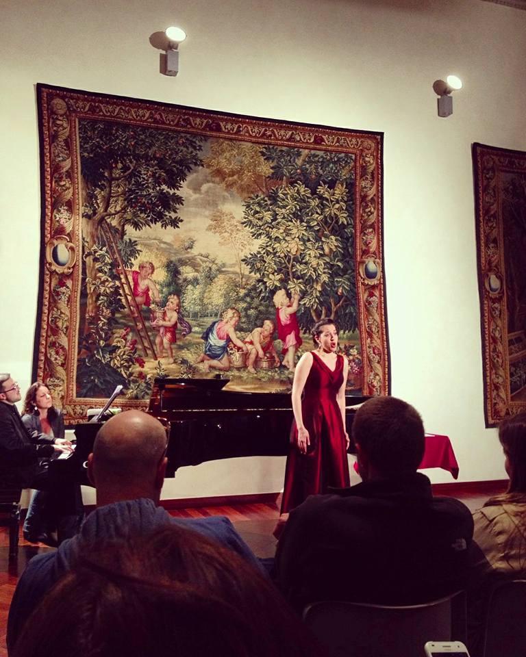 La Parenthèse Lyrique, Alessandro Stefanelli – Piano, Museo di Roma - Palazzo Braschi