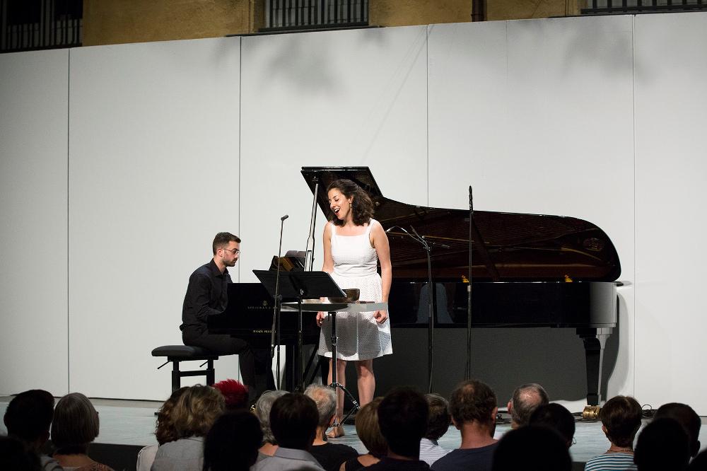 Aix-en-Provence Festival, France, Paris, Ana Sokolovic, Voice and creation residency