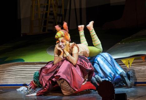Nicolò Donini, Carlo Donadio, Nino Rota, opera, Reut Ventorero, Teatro dell'Opera di roma, Yasuko Kageyama, mezzosoprano, teatro nazionale, Lo scoiattolo in gamba